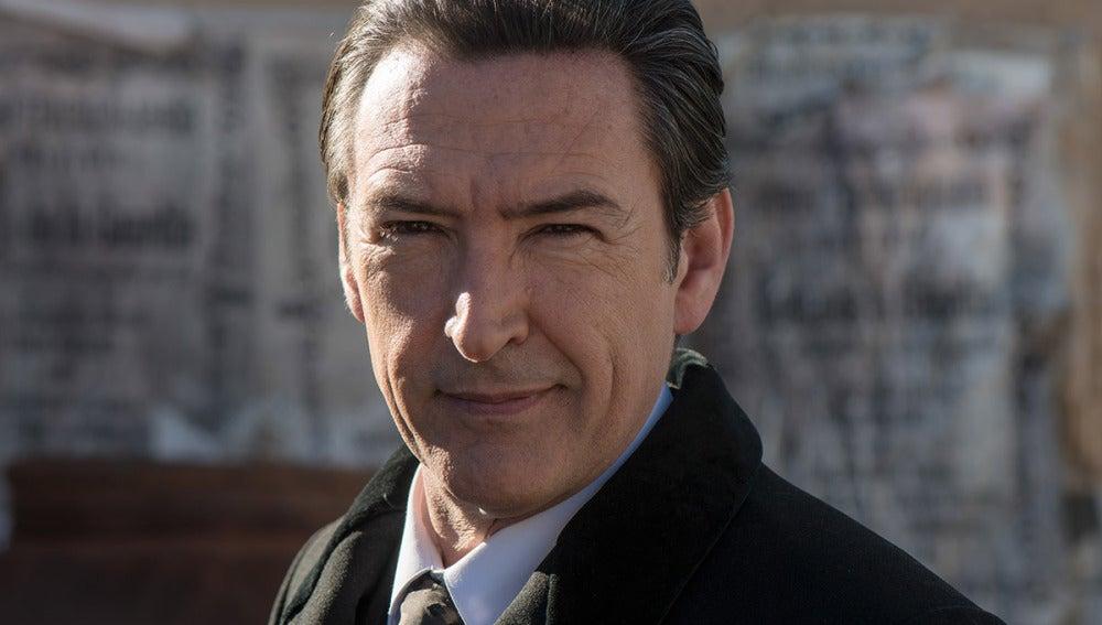 Ginés García Millán es Esteban Márquez en 'Velvet'