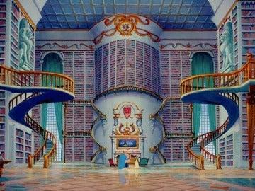 ¿Dónde se esconde Mickey en 'La Bella y la Bestia'?