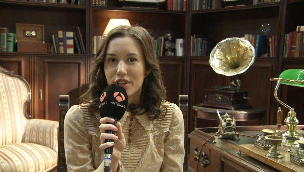 Ariadna Gaya: Ahora vamos a dejar paso al amor de hermanos