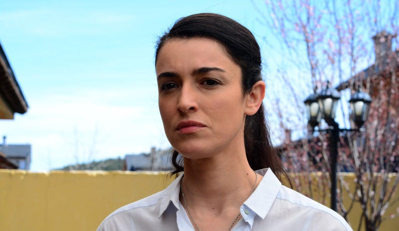 Laura en 'Bajo Sospecha'