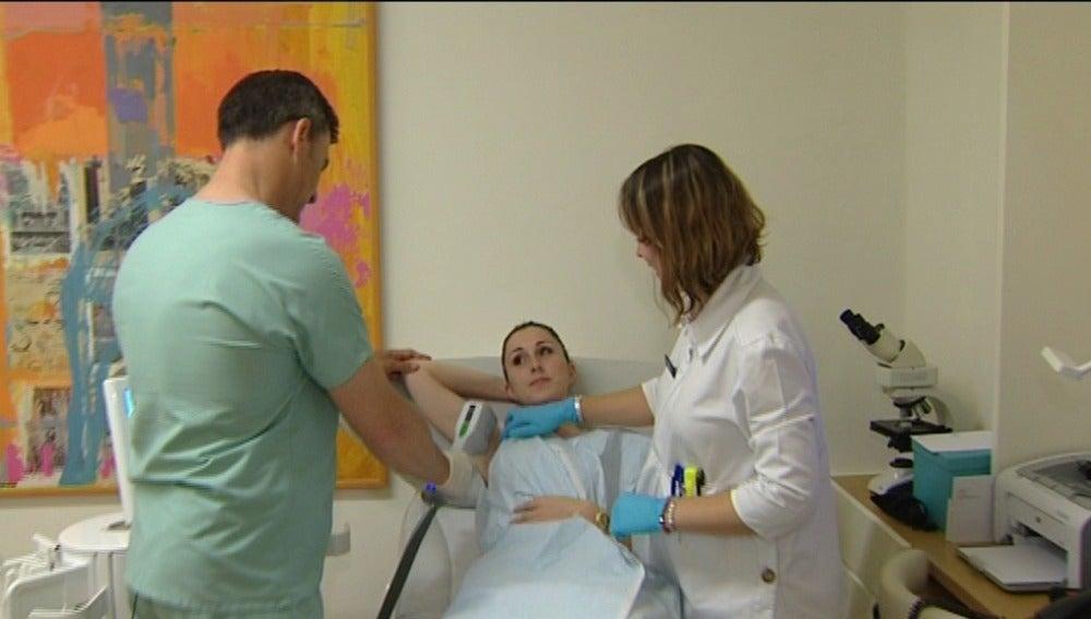 Llega a España el tratamiento definitivo contra el sudor