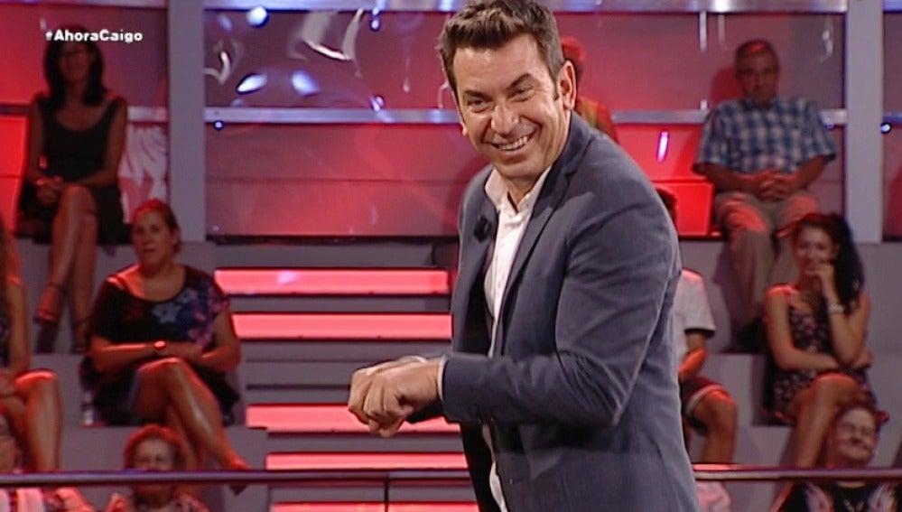 Arturo Valls en 'Ahora Caigo'