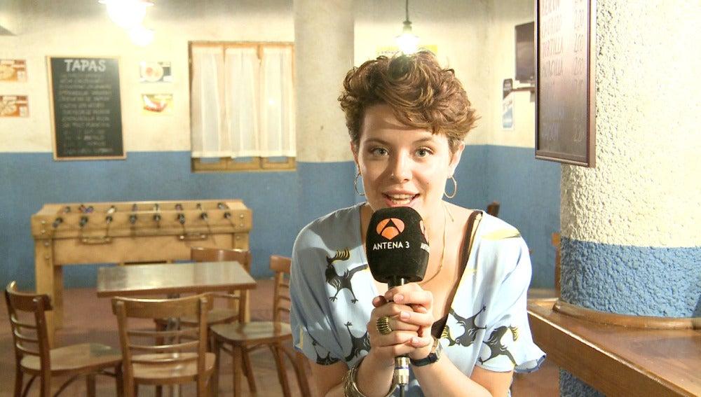 Andrea Ros os invita a ver el estreno de 'Mar de plástico'
