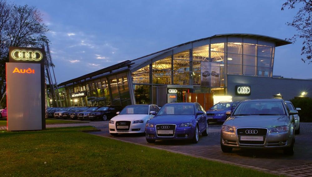 Concesionario de Audi