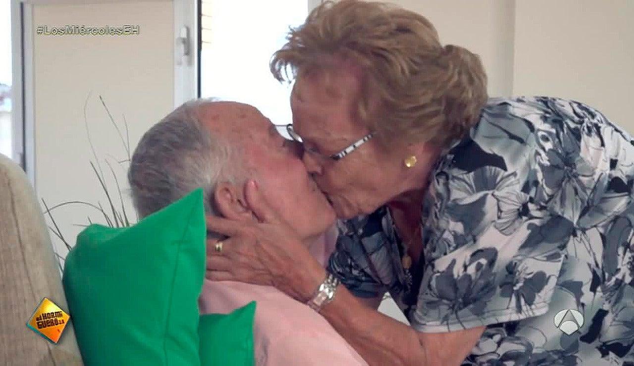 Cita a Ciegas entre abuelos ¿Surgirá el amor?
