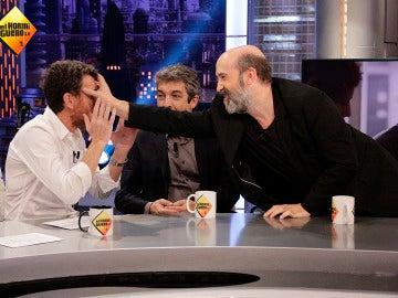 """Javier Cámara: """"Cuando tenga mi sección en 'El Hormiguero', el primer invitado será Ricardo"""""""