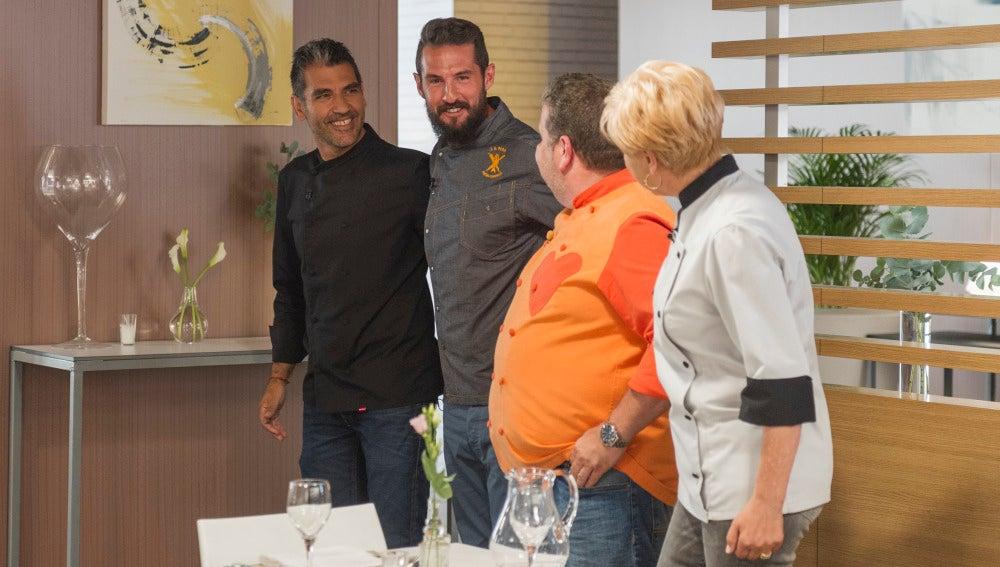Javier Peña regresa a Top Chef para juzgar a los concursantes