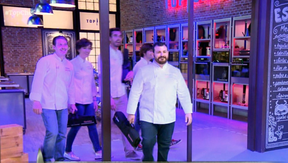 Cambio radical en la despensa de Top Chef