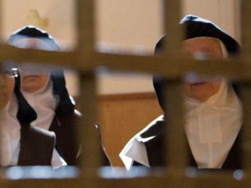 Monjas en un convento