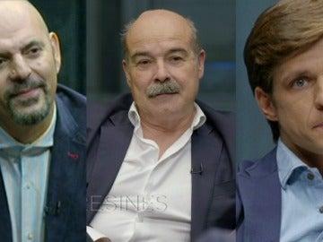 Antonio Resines, El Juli y Daniel Estulin el próximo martes en 'Al Rincón'
