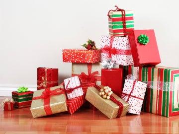 La política de regalos de Navidad.