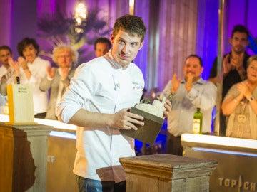 Marcel es el ganador de la tercera temporada de Top Chef