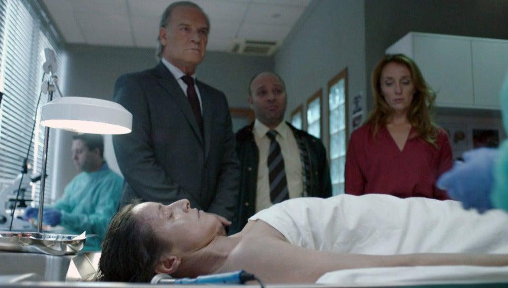 La autopsia de Isabel Freire
