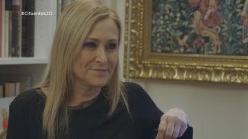"""Cristina Cifuentes: """"Manuela Carmena me parece entrañable y bienintencionada"""""""