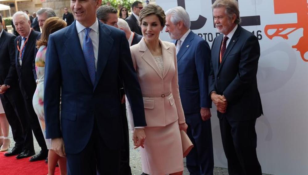 Felipe VI y Letizia visitan por primera vez Puerto Rico como reyes de España