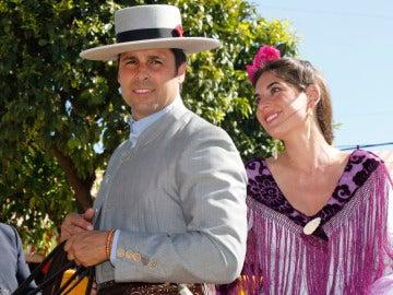 Fran Rivera y Lourdes Montes pasean su amor