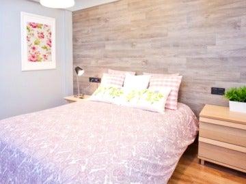 'Decogarden' decora una habitación sofisticada y relajada para Aitor