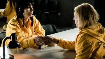 Zulema y Macarena hacen un nuevo pacto