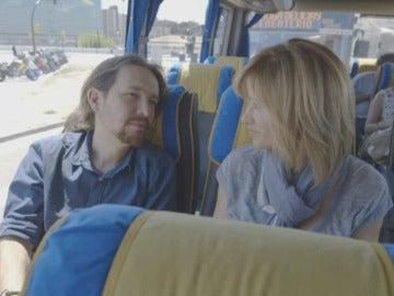 Pablo Iglesias pasará 'Dos días y una noche' con Susanna Griso el próximo martes a las 22:30 horas