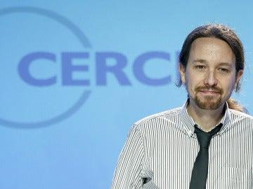"Pablo Iglesias: ""Tarde o temprano habrá un referéndum en Cataluña"""