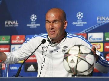 """Zidane: """"Estamos listos para la final, nosotros también sabemos sufrir"""""""