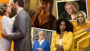 Los mejores momentos de la semana en las series de Antena 3