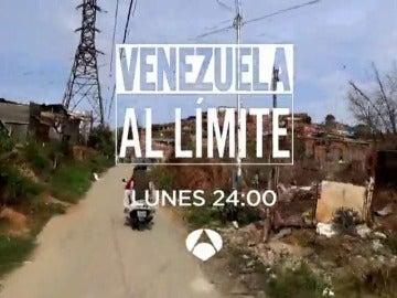 Antena 3 vuelve a Caracas en una nueva entrega de 'Venezuela al límite'