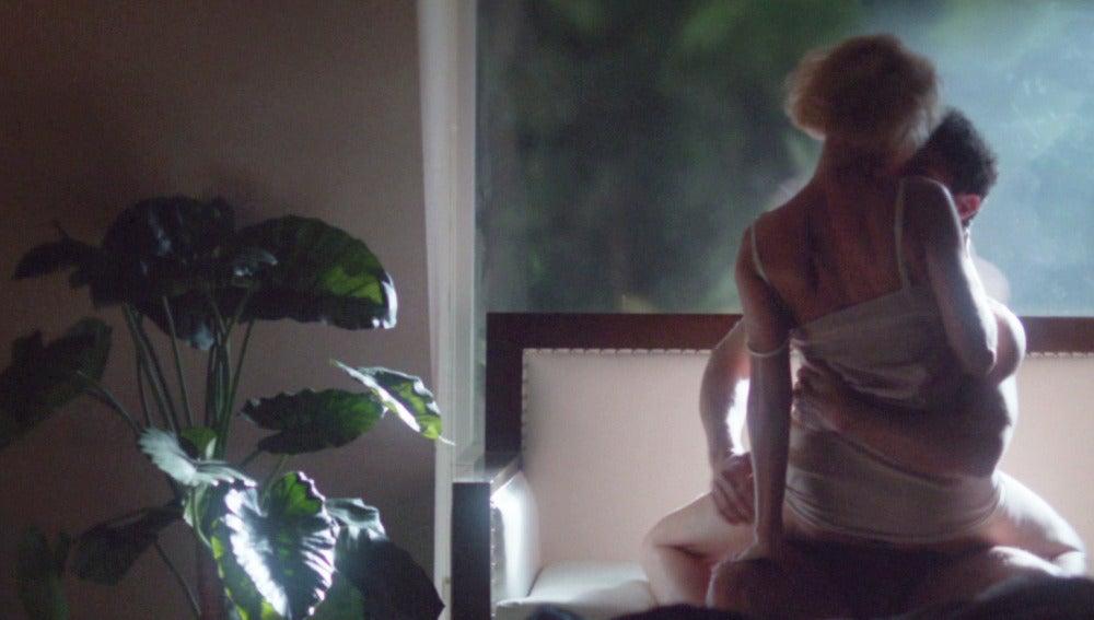 Claudia y Carlos, sexo desenfrenado