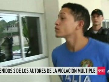 Detenido el novio de la adolescente violada en Brasil como uno de los 33 autores de la agresión