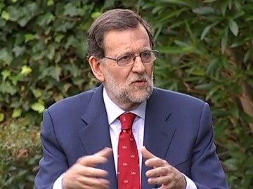 """Rajoy considera que """"en este momento lo más sensato es un debate a cuatro"""""""