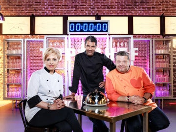 El jurado de 'Top Chef'