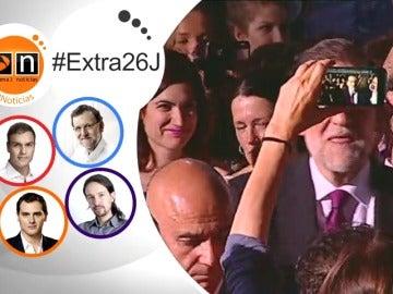 Lo más divertido, lo más sorprendente de la campaña electoral