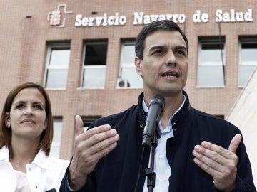 """Pedro Sánchez: """"El 'brexit' en un duro golpe para los europeistas y la Unión Europea pero no es irreversible"""""""