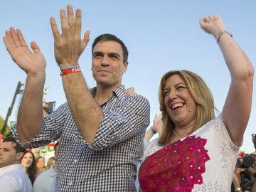 """Sánchez pide llenar las urnas de votos y """"vacunar del populismo y el nacionalismo"""" a España"""