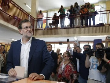 """Rajoy: """"España será lo que los españoles quieran que sea"""""""