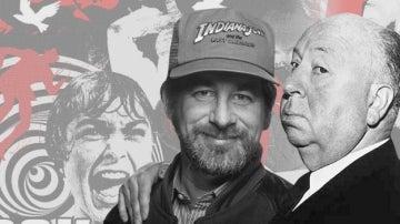 Steven Spielberg y Hitchcock