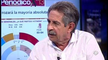 ¿Qué opina Miguel Ángel Revilla sobre las encuestas electorales?