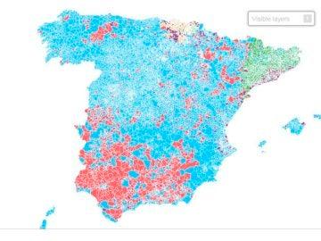 Mapa interactivc