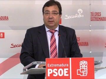 """Frame 2.040889 de: Vara defiende que Rajoy debe ir la investidura y """"entre todos"""" facilitar el gobierno"""