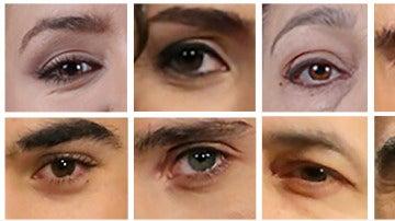 ¿Reconoces a los personajes de Puente Viejo por sus ojos?