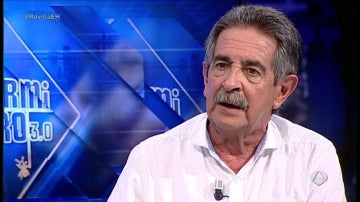 """Miguel Ángel Revilla: """"Después de los resultados electorales de Valencia necesité una pastilla para irme a dormir"""""""