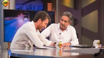 """Miguel Ángel Revilla: """"Creo que Mariano Rajoy no es un corrupto"""""""