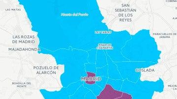 Resultados Madrid