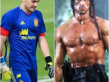 Casillas y Rambo