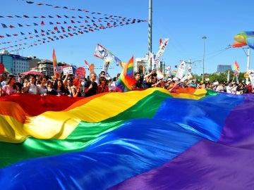 Así se ha celebrado el Día del Orgullo Gay alrededor del mundo