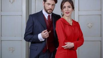 Hernando y Camila