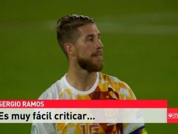 Ramos y Piqué piden tranquilidad tras la eliminación de España en la Euro