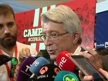 """Enrique Cerezo: """"Vamos a traer lo mejor, no os pongáis nerviosos"""""""
