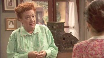 Dolores recibe una trágica noticia