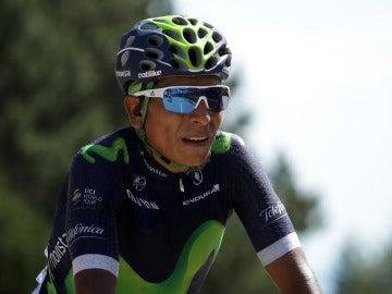 Nairo Quintana en el Tour de Francia